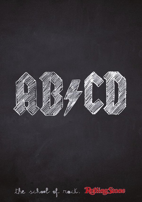 Rolling Stone ABCD