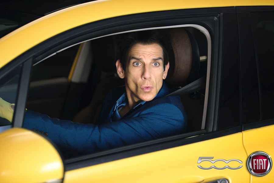Testa and Partners, Fiat 500X e Zoolander2 premiate con il Clio Key Art Award