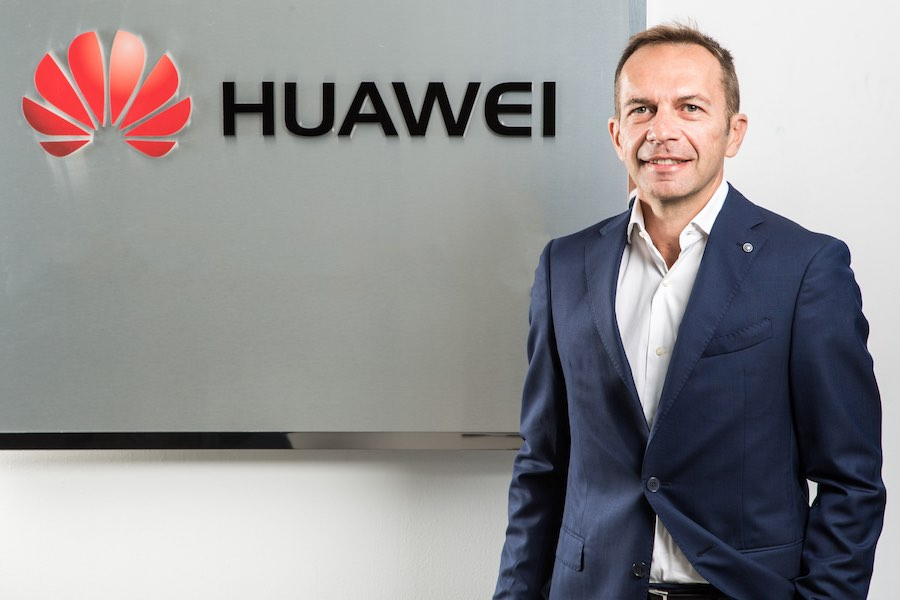Huawei Italia: Lindoro Ettore Patriarca nominato marketing director enterprise business group