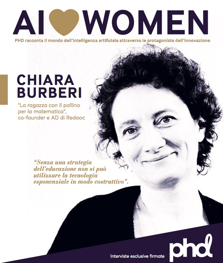 PHD Italia lancia il progetto editoriale  'AI love Women'