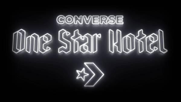 Converse One Star Hotel | thesportswear.it
