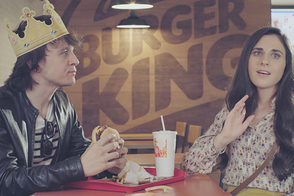 Burger King va in tv per lanciare Bacon King BBQ