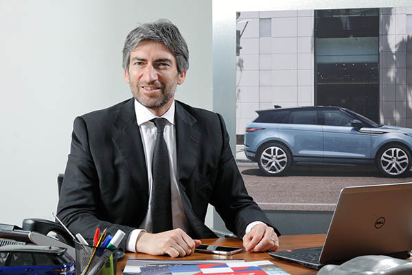 Jaguar Land Rover Italia: Fabio Romano direttore generale marketing e pr
