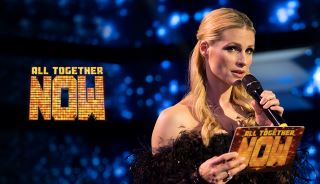 Canale 5: da domani al via All Together Now, lo show condotto da Michelle Hunziker con J-Ax