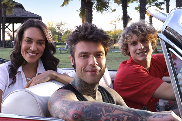 Vodafone va in tv con Fedez per 'Shake it easy' e punta su Dlvbbdo per il 5G