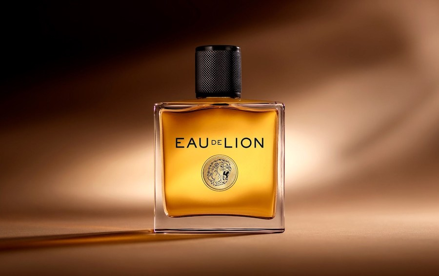 Eau de Lion key visual cereali Lion