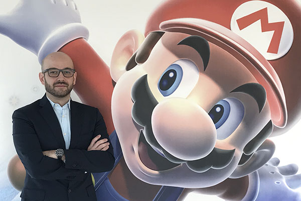 Nintendo Italia: Stefano Calcagni assume il ruolo di head of marketing