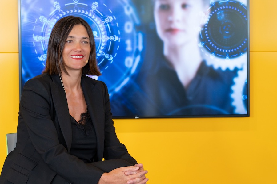 Elisabeth Leriche, Total Customer Experience Director di Renault