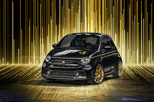 Abarth lancia due serie speciali con Independent Ideas