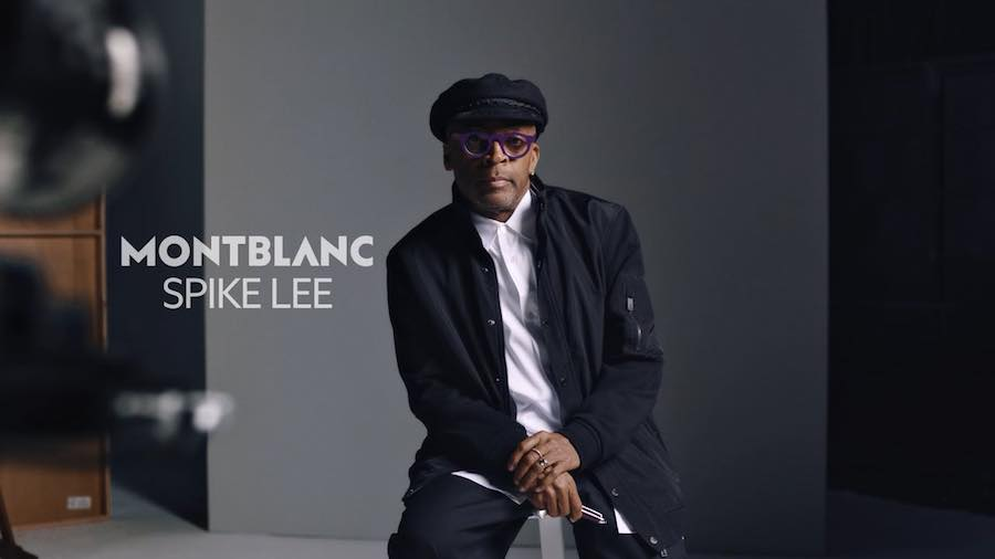 Spike Lee x Montblanc What Moves a Maker