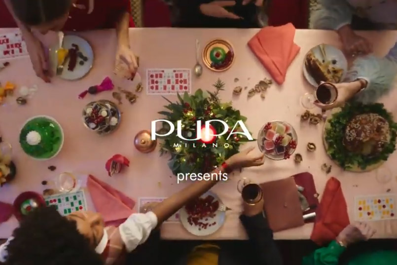 "Pupa, dal 13 dicembre on air lo spot di Natale ""We Are Pupa, and You?"". OMD cura il planning"