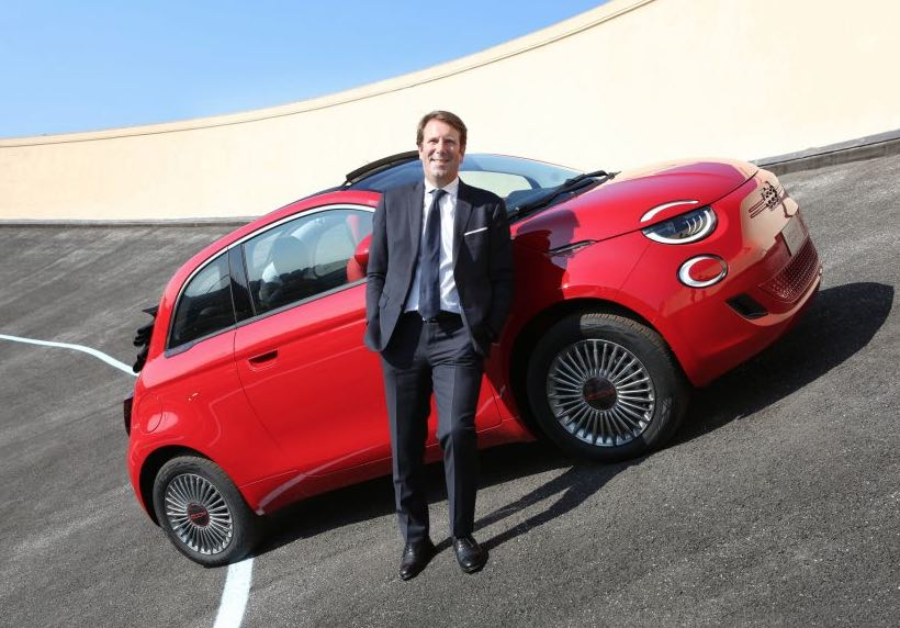 Laurent Diot è il nuovo Fiat & Abarth global marketing & communications director
